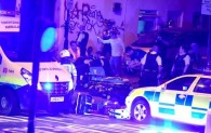 London Finsbury Park attack: vehicle plough into mosque worshippers