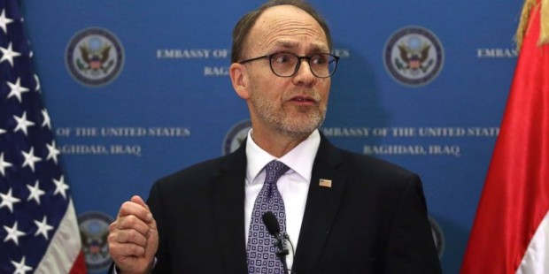 American diplomat: US looks to counter Iran in post-war Iraq