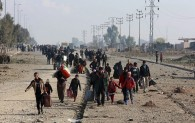 Over 100,000 civilians trapped behind Islamic State lines in Mosul