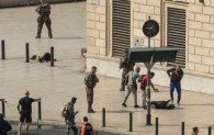Two women killed in knife terror attack at Marseille train station