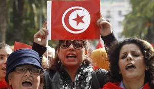 One Step Forward, One Step Back in Tunisia, Progress on Women's Rights; Regression on Justice