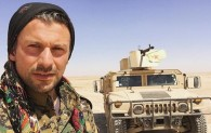 British-Kurdish rights activist and film-maker killed by IS terrorists in Syria