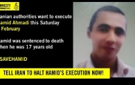 Iran: Hanging of man arrested as a teenager looms amid spike in juvenile executions
